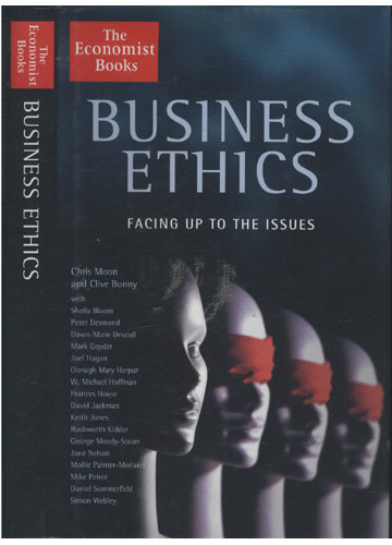 Business Ethics - The Economist Books