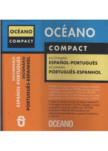 Océano Compact - Diccionario Español-Português / Dicionário Português-Espanhol
