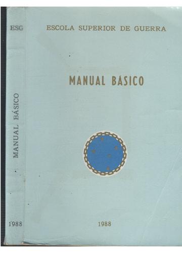 Manual Básico - Escola Superior de Guerra