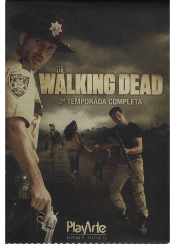 The Walking Dead - 2ª Temporada Completa *4 DVD's*