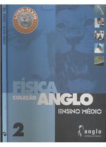Física - Coleção Anglo - Livro Texto 2