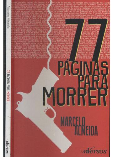 77 Páginas para Morrer