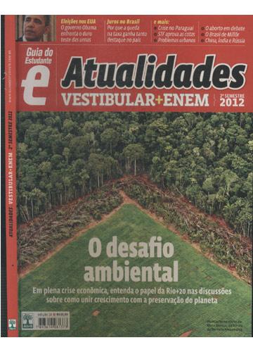 Atualidades - Vestibular + Enem - 2º Semestre 2012