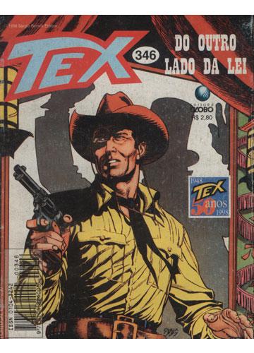 Tex - Nº.346