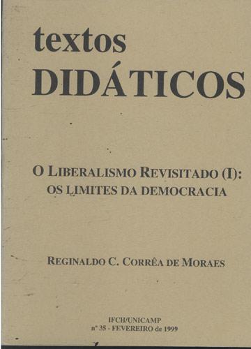 Textos Didáticos - Nº35 - Fevereiro de 1999