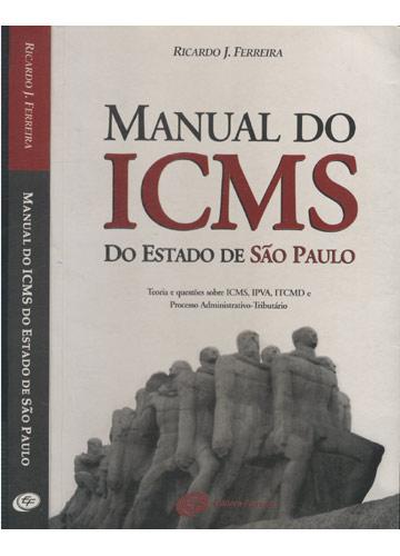 Manual do ICMS do Estado de São Paulo