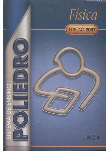 Sistema de Ensino Poliedro - Física - Livro 4