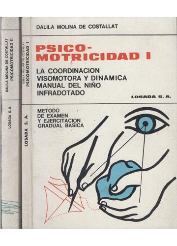Psicomotricidad - 2 Volumes