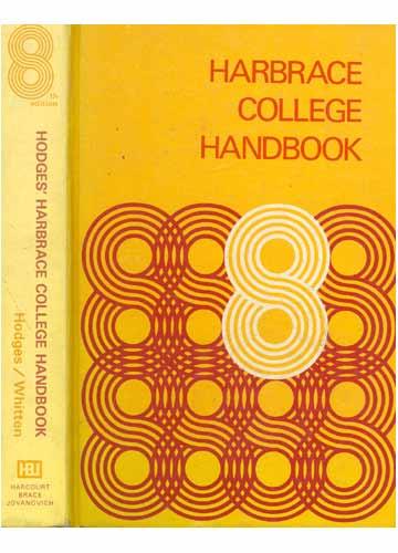 Hodges' Harbrace College Handbook