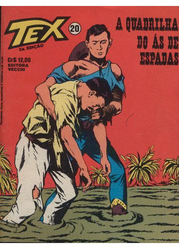 Tex - Nº.20