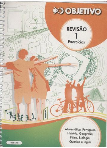Objetivo - Revisão 1 - Exercícios