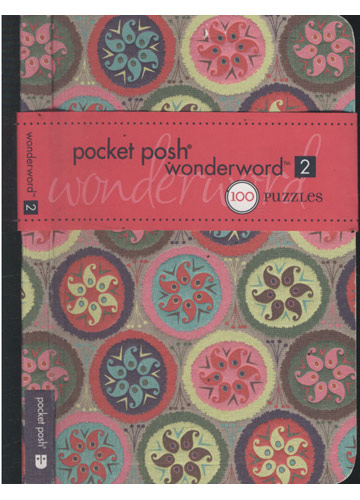 Pocket Posh Wonderword 2