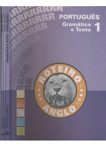 Roteiro Anglo - Português - 3 Volumes