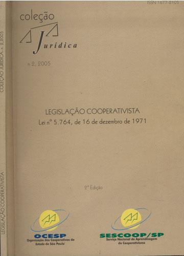 Legislação Cooperativista