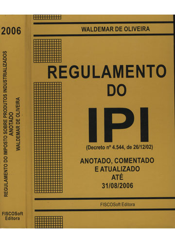 Regulamento do IPI
