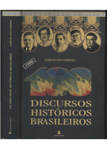 100 Discursos Históricos Brasileiros