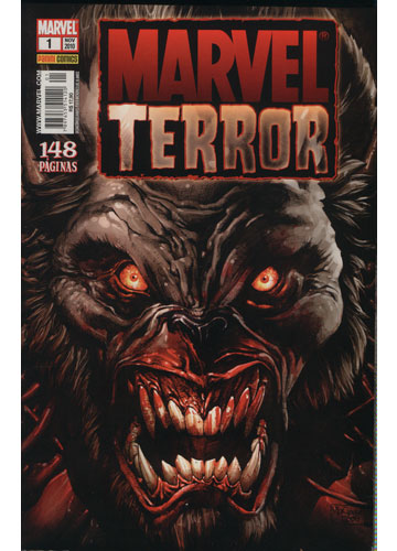 Marvel Terror - N°.1