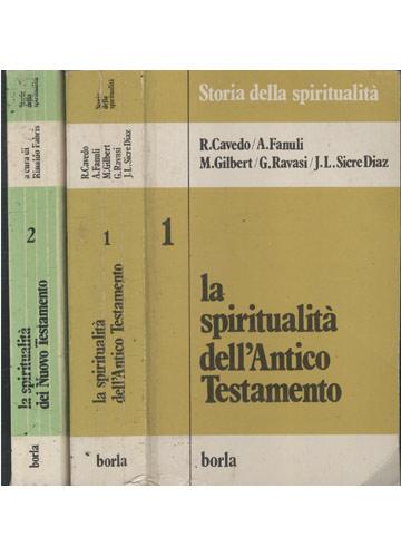 La Spiritualitá Dell'Antico Testamento/ La Spiritualitá del Nuovo Testamento - 2 Volumes