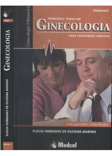 Ginecologia - Principais Temas para Concursos Médicos - Volume 1
