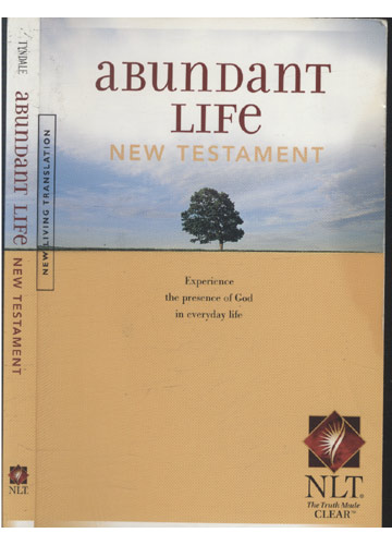 Abundant Life - New Testament