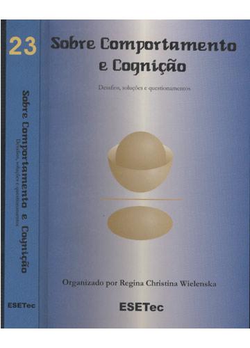 Sobre Comportamento e Cognição  - Volume 23