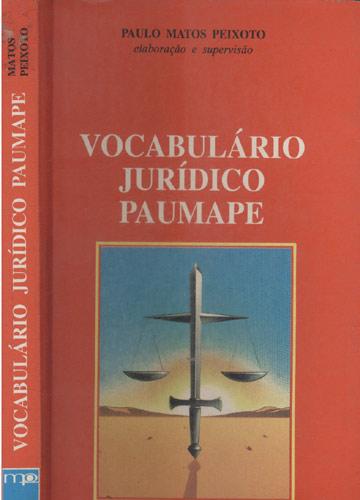 Vocabulário Jurídico Paumape