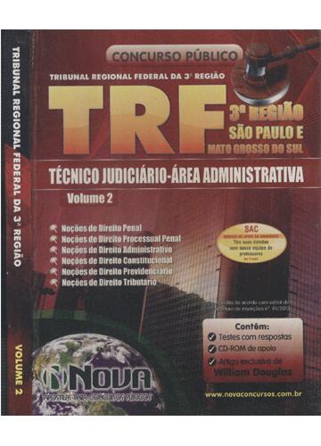 Tribunal Regional Federal da 3ª Região - Volume 2