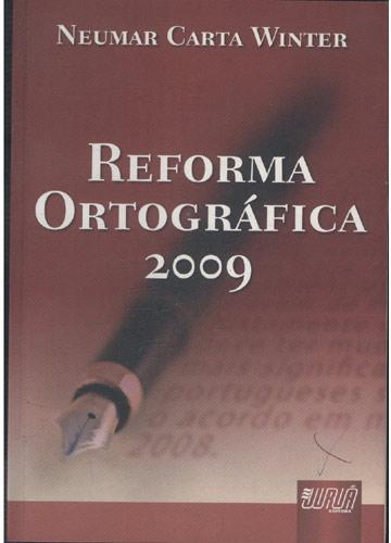 Reforma Ortográfica 2009