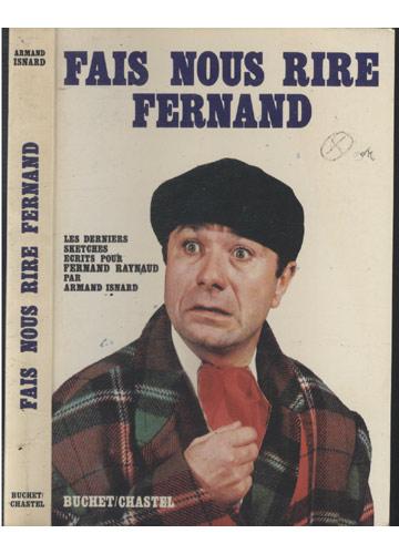 Fais Nous Rire Fernand