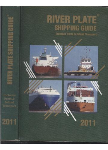 River Plate Shipping Guide 2011 - Com Mapa - Com CD