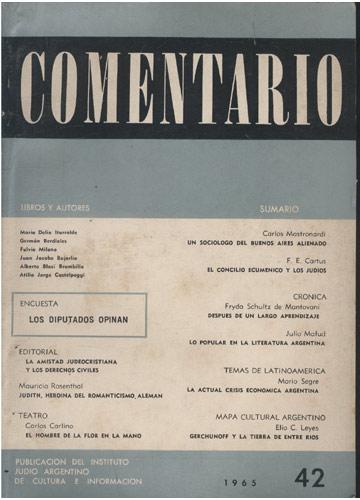 Comentario - Nº.42 - 1965