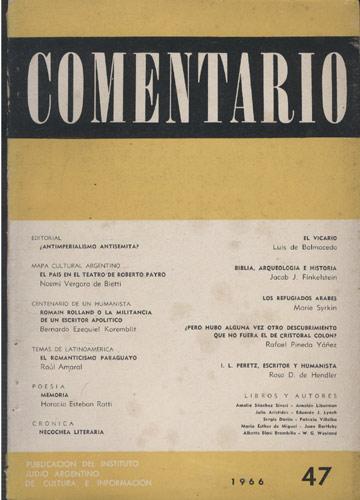 Comentario - Nº.47 - 1966