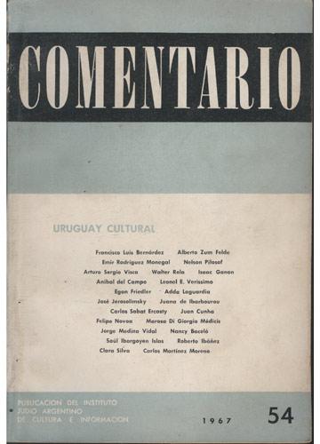 Comentario - Nº.54 - 1967