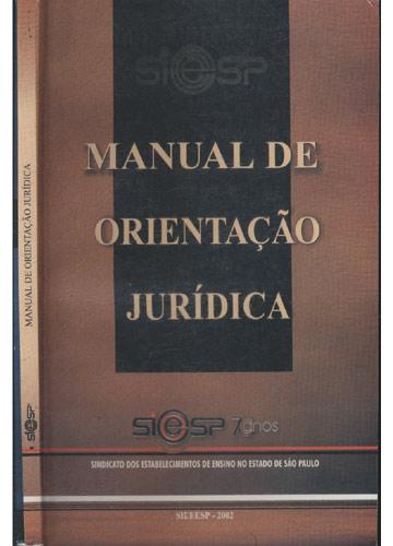Manual de Orientação Jurídica