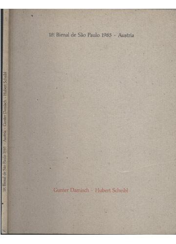 18ª Bienal de São Paulo - 1985 - Austria