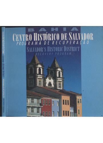 Centro Histórico de Salvador - Programa de Recuperação