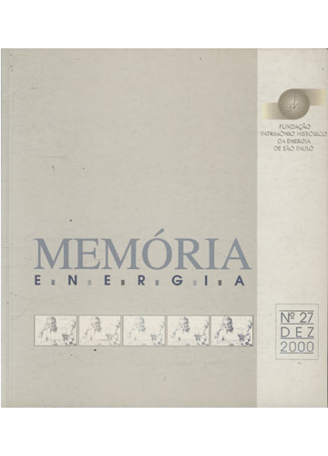 Memória - Energia - Nº. 27 - Dezembro - 2000
