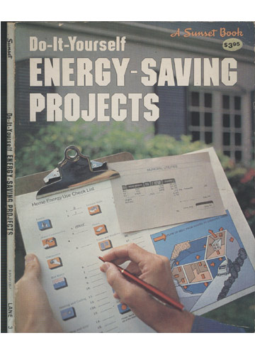 Do-it-Yourself - Energy-Saving Projects