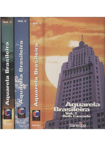 Aquarela Brasileira - 3 Volumes