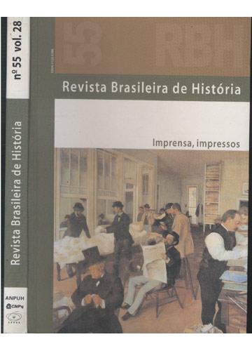 Revista Brasileira de História - N° 55 - Volume 28
