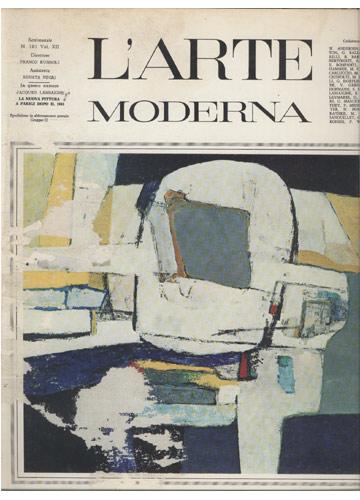 L'Arte Moderna - Volume XII - N.º 101 - La Nuova Pittura a Parigi Dopo Il 1945