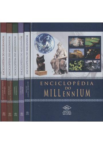 Enciclopédia do Millennium - 5 Volumes