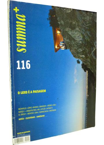 Summa+ Nº.116 - Hotéis / Escritórios / Comécios - Julho / 2011