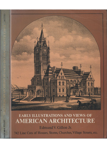 Early Illustrations and Views of American Architecture