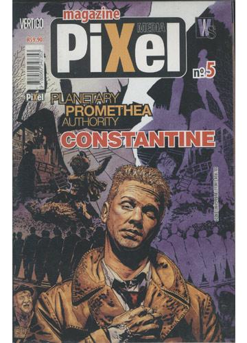 Pixel Magazine - N°.05