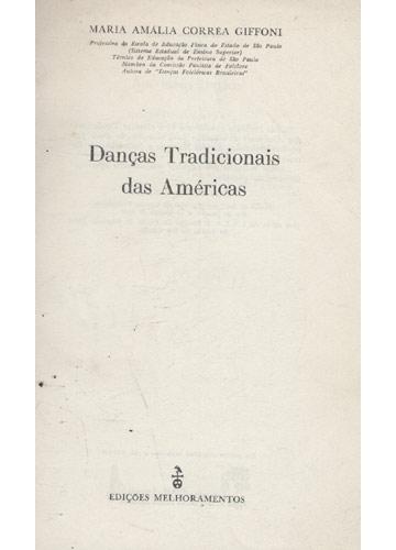 Danças Tradicionais das Américas