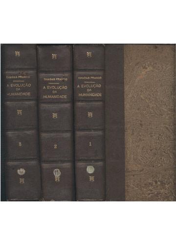 A Evolução da Humanidade - 3 Volumes