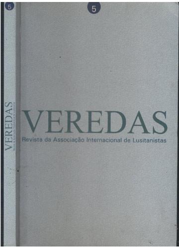Veredas - Volume 5 - 2002