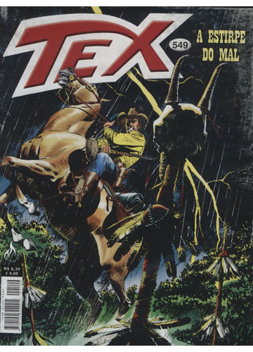 Tex - Nº.549