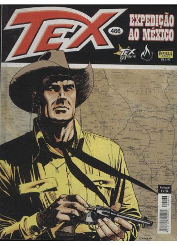 Tex - Nº.466